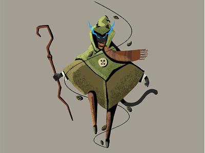 mystery myanmar flat illustration flat illustation character design characterdesign character minmimal design drawing color illustration