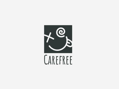 Carefree branding logo clothing