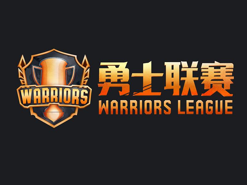 CSGO勇士联赛赛事logo ui fps logo icon csgo