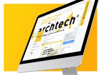 Design twitter account — Archtech®