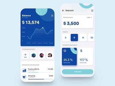 Wallet App budget mobile virtual card money transfer banking app banking credit card balance wallet money fintech finance