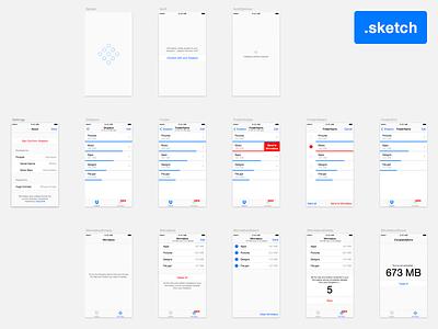 Minniebox ios iphone dropbox sketchapp