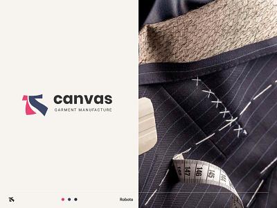 Canvas Garment :: Branding Project 🧥👔 tailor garment brand identity brand design branding
