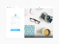 Skrip.in signup form redesign