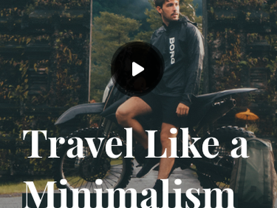 Travel Like A Minimalism Exploration exploration travel app sign up screen sign in mobile app design travel agent travel agency travel