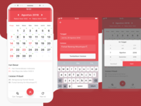 Redesign Kalender Indonesia app App Case Study