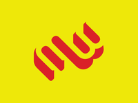 Ambigram Logo Option (Unused)