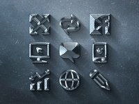 Digital Agency - Service Icons