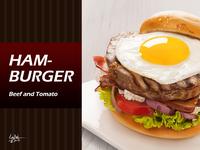 饿了么?来个汉堡?