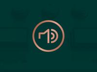 M audio logo
