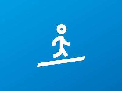 Walk lineicon health sport running walking walk icon lineart