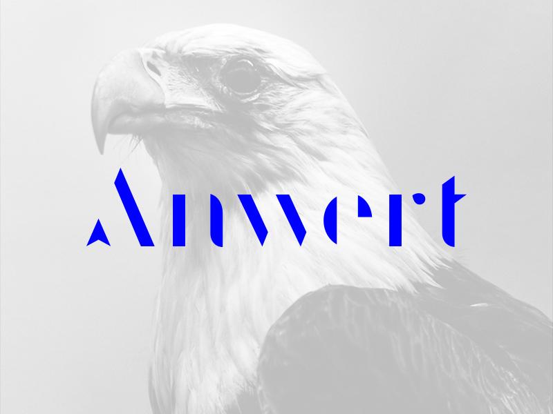 Anwert Logotype