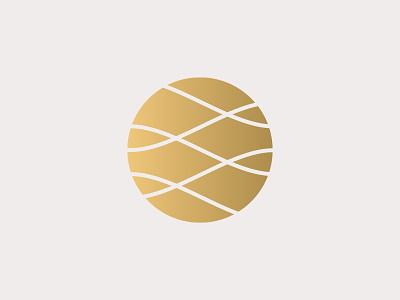 Globe Logo stamp mark logo