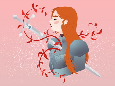 Impaled Knight