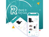 Rentit IOS Mobil app