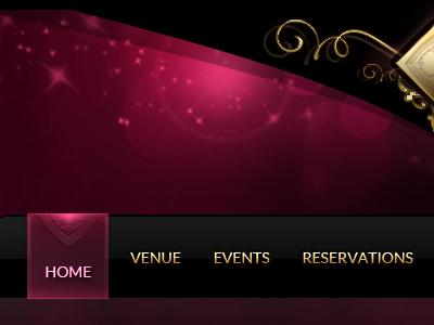 Penthouse theme menu