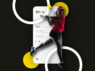 SMOS Ui / Ux Projects