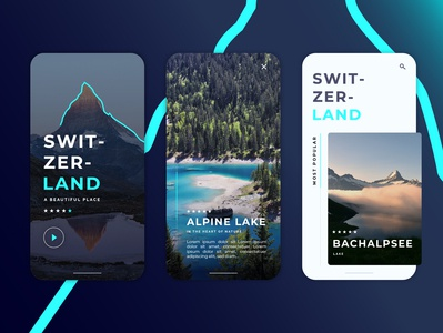 SwitzerLand Travel App