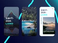SwitzerLand Travel App