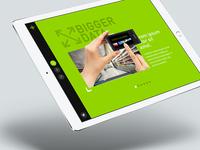 Sales Tool App Concept