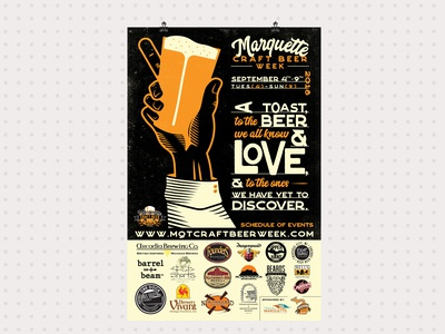 Marquette Craft Beer Week