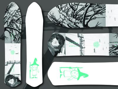 1/1 Snowboard