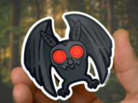 Beware the Mothman