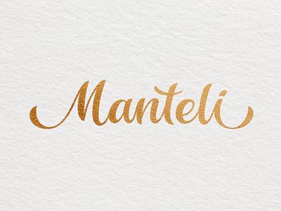 Manteli wordmark