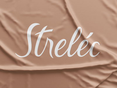 Strelec wordmark