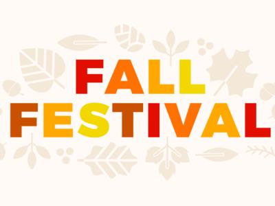 Fall Festival Concept