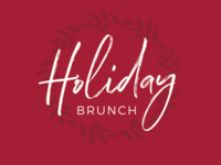 Holiday Brunch Logo