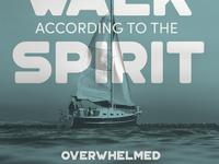 Overwhelmed Sermon Series - Social post