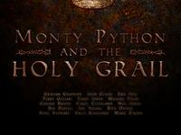 Movie Poster, Monty Python