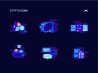 Dribbble icons 2x