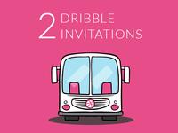 2 x Invites