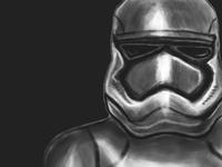 Star Wars Digital Drawing