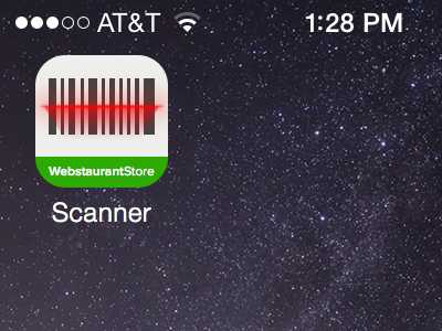 Scanner Icon iphone icon