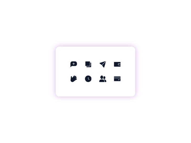 16 icons