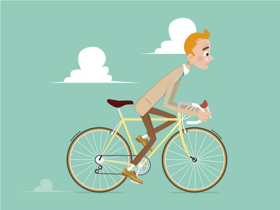 Tintin is sad herge belgium brussels bike tintin