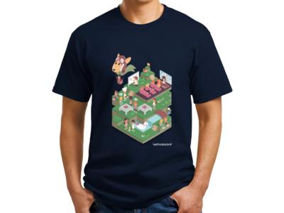 Lechazoconf 2018 Shirt