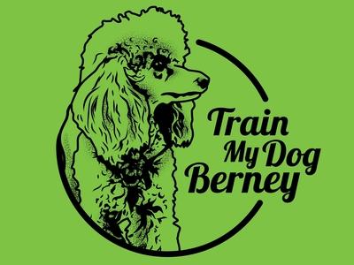 Train My Dog Berney Branding