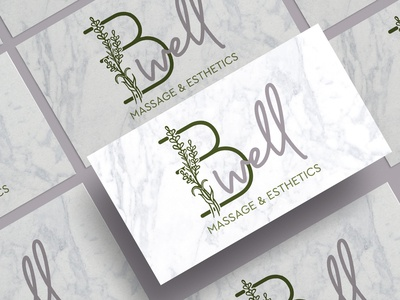 Bwell Business Cards