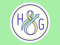 Habits & Goals Logo Badge