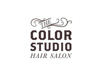 The Color Studio Hair Salon Logo