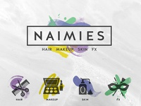 Naimies Brand Design Concept