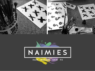 Naimies Concept Brand Design