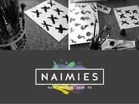 Naimies Concept Brand Design
