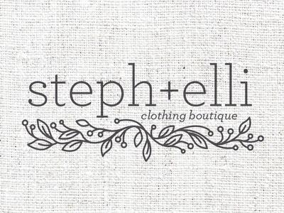 Steph+Elli Logo