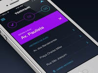 TomTom App - Redesign