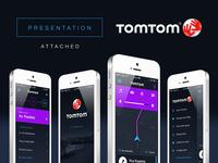 TomTom App - Redesign Presentation